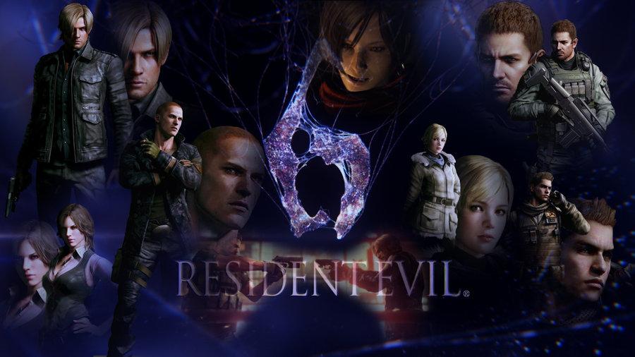 Free Download Resident Evil 6 Wallpaper By 13adluck D4zdzwejpg