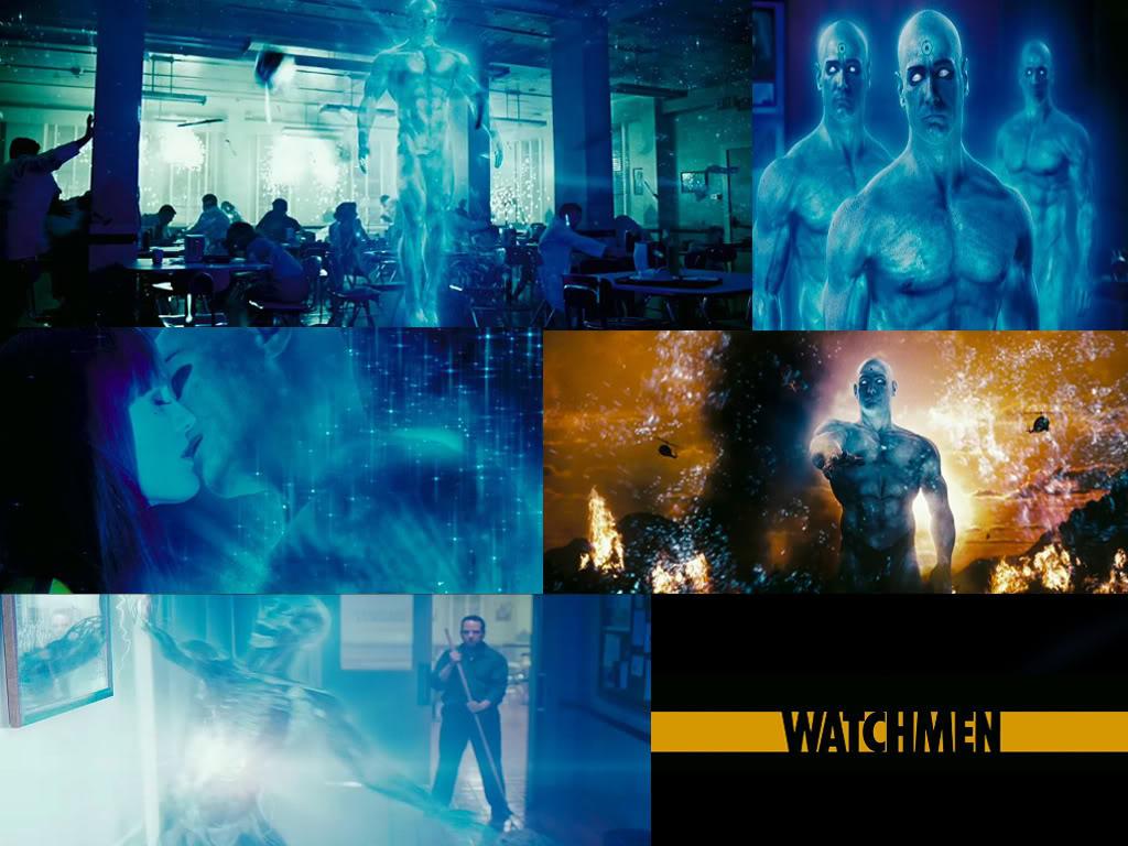 Dr Manhattan Background   Dr Manhattan Wallpaper 1024x768