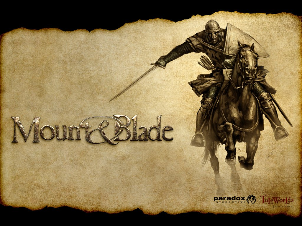 mount blade wallpaper picsscreenshot images mount blades pc games 1024x768
