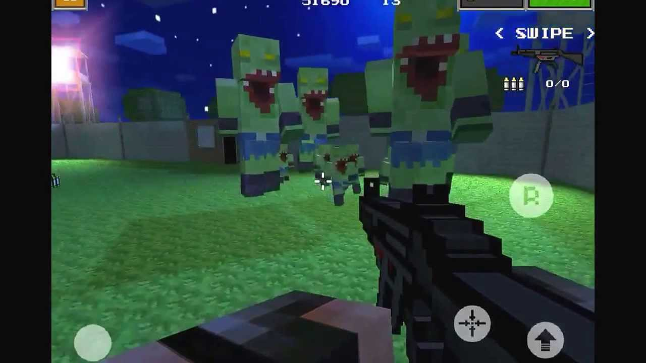 10th level of pixel gun 3dwhen you get the STACK 1280x720