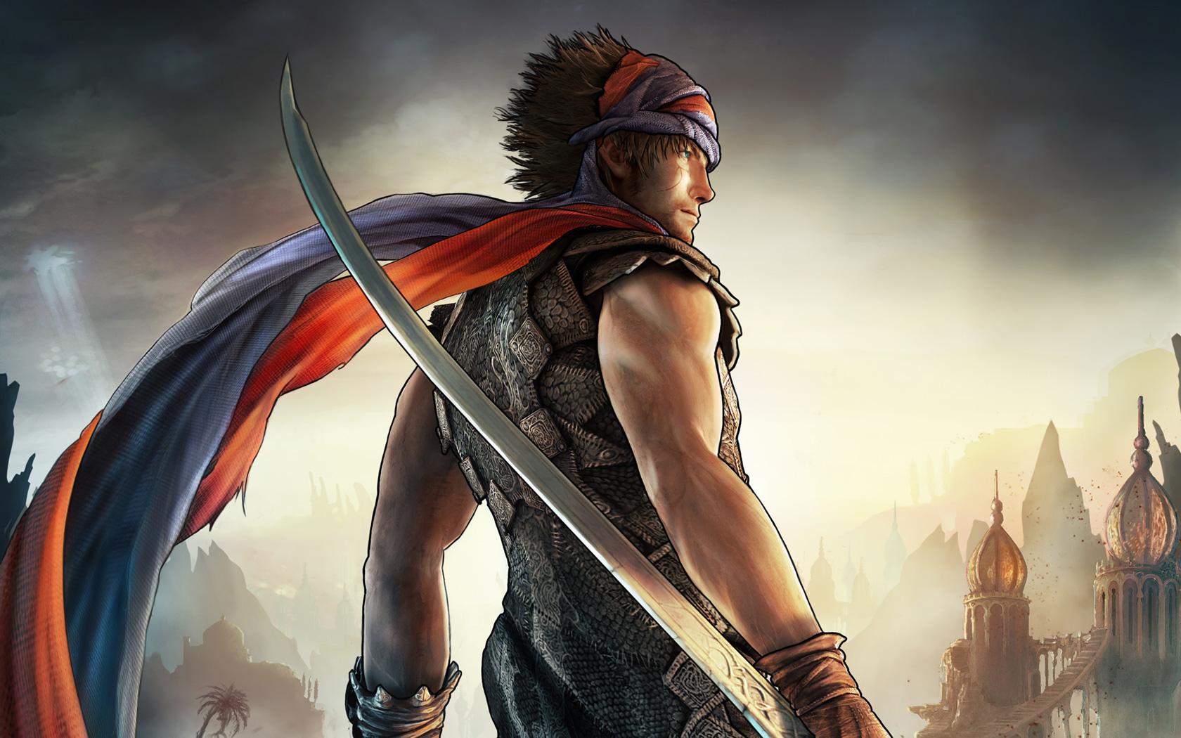 48 Prince Of Persia 2008 Wallpaper On Wallpapersafari
