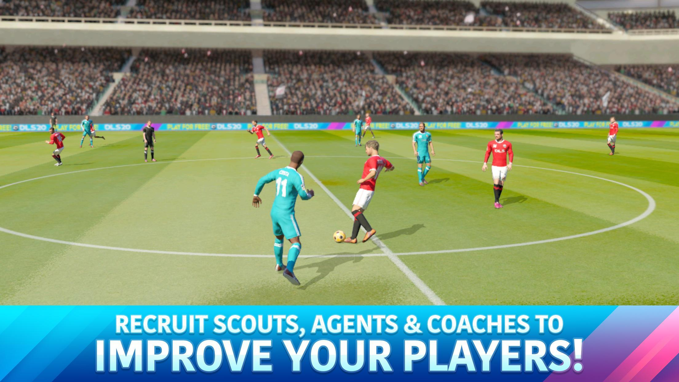 Dream League Soccer 2020 for Android   APK Download 2208x1242