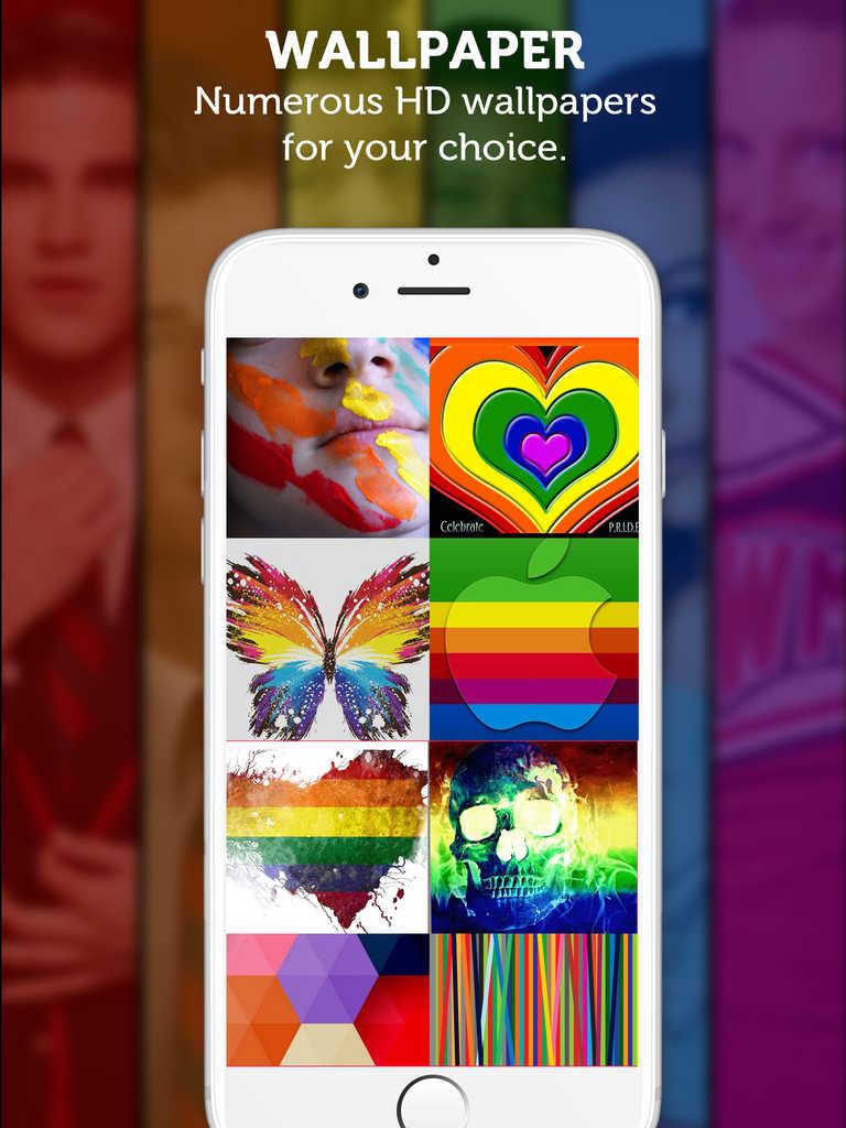 App Shopper Gay Pride Wallpapers Celebrating Bisexuals Gays 768x1024