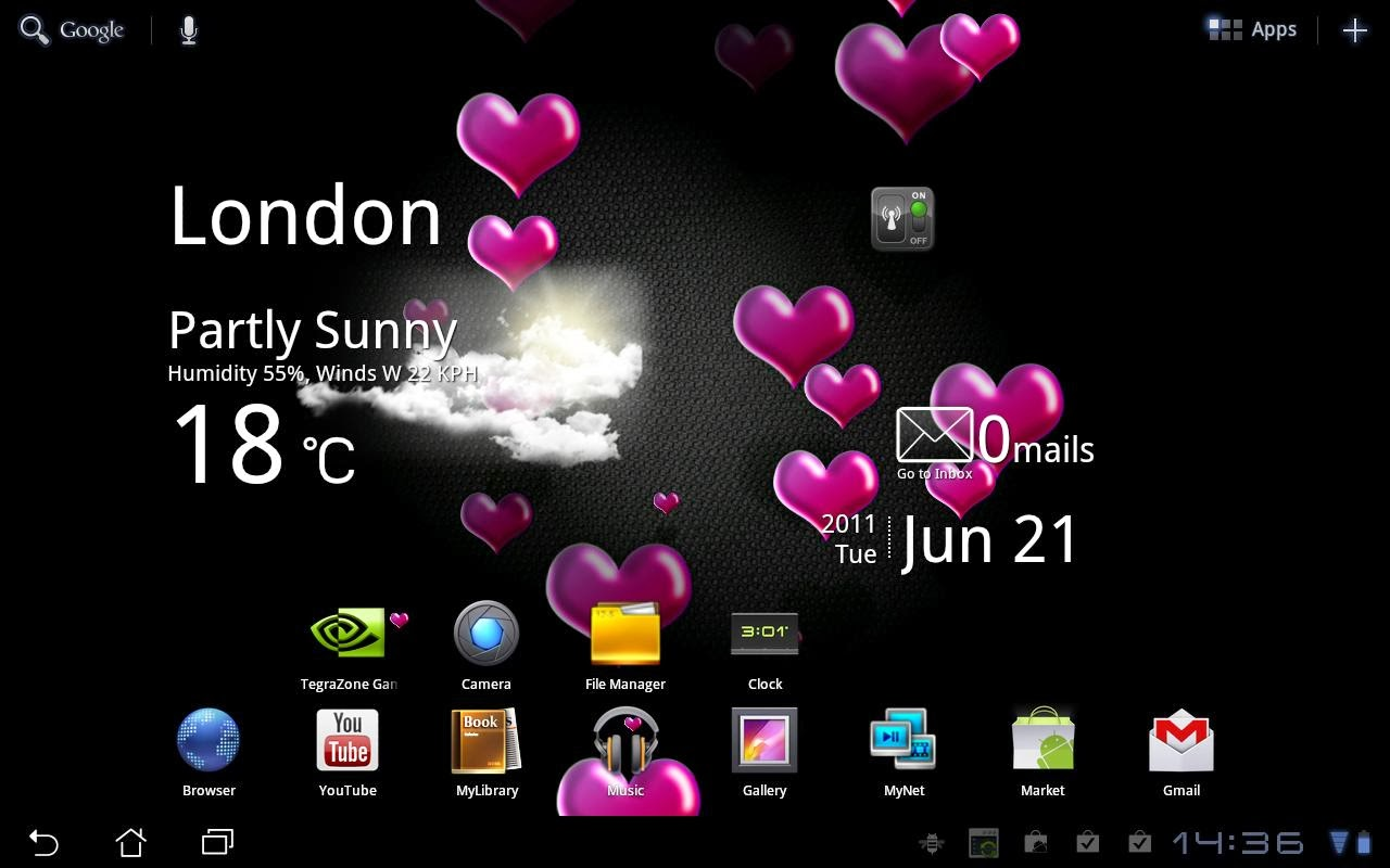 30 Live Wallpapers For Android In 2016: Free PC Live Wallpaper