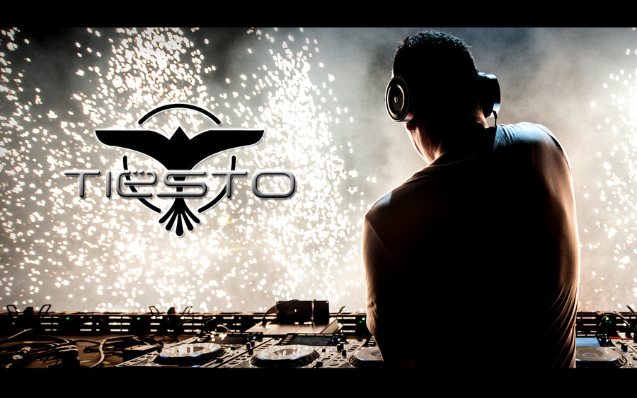 Tiesto   Fan Wallpaper by SpankyCZ 900x563
