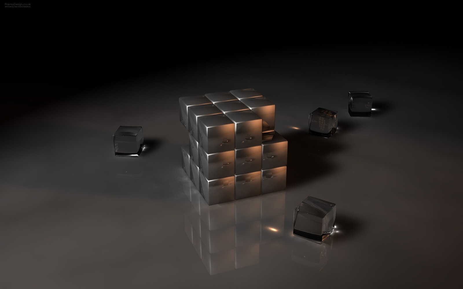 3D Cube Wallpapers   5582 1600x1000