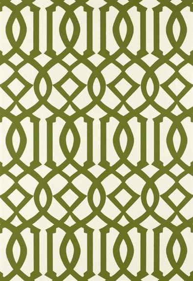 Imperial Trellis wallpaper schumacher wallpaper Pinterest 395x575