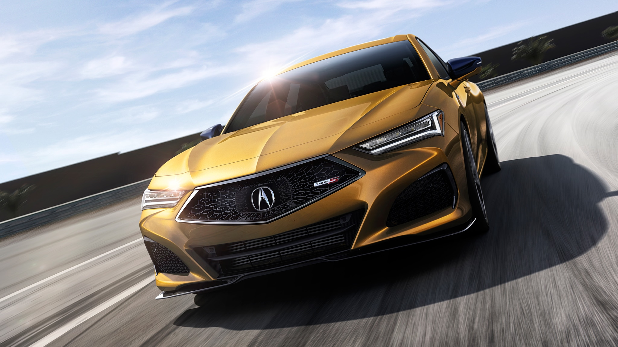 All New 2021 Acura TLX Type S Get Serious About Fun 2048x1152