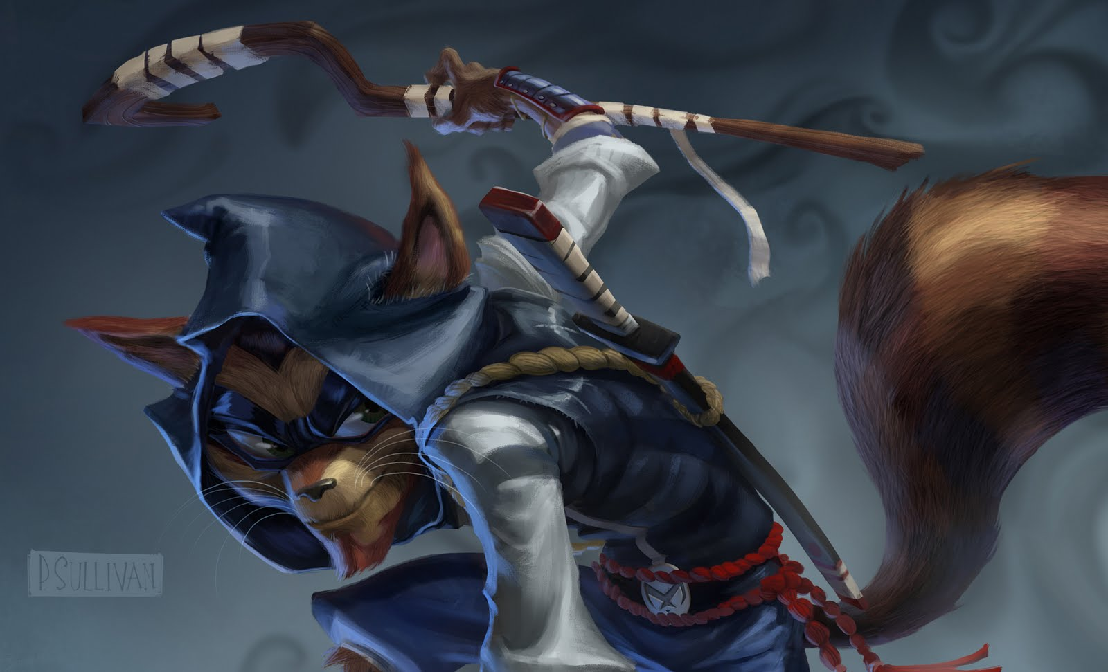 Sly Cooper Thieves In Time Wallpaper Hd HD Walls Find Wallpapers 1600x971