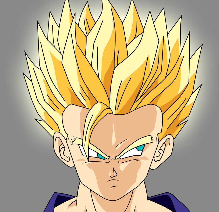 Free Download Dragon Ball Z Wallpapers Teen Gohan Super Saiyan 2