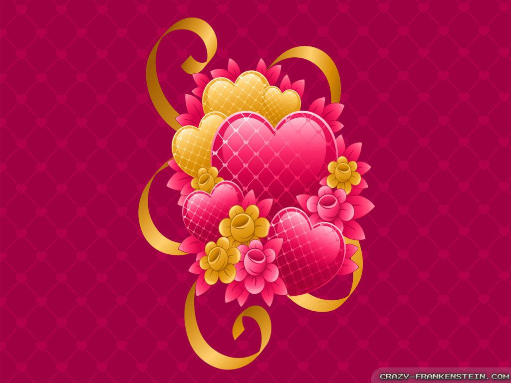 day heart wallpapers valentines day heart wallpapers valentines day 1024x768