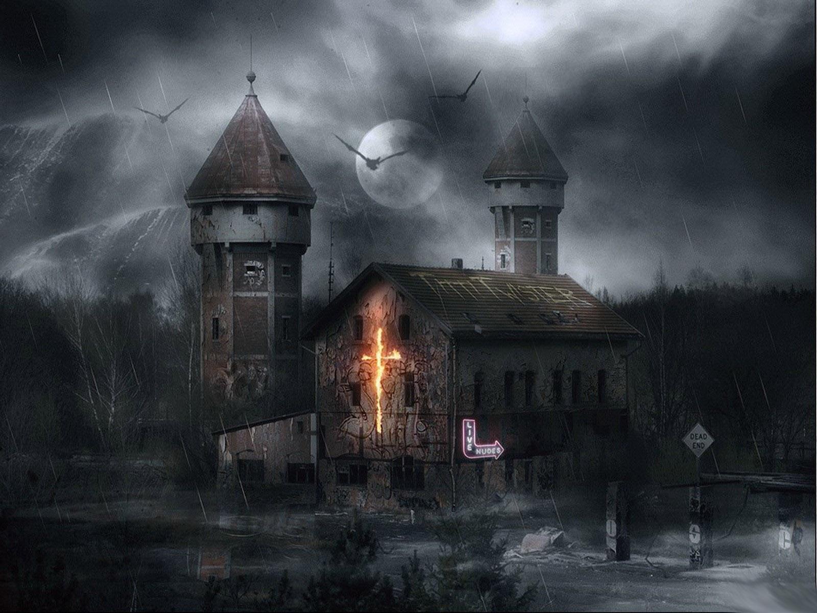 haunted house 1600x1200