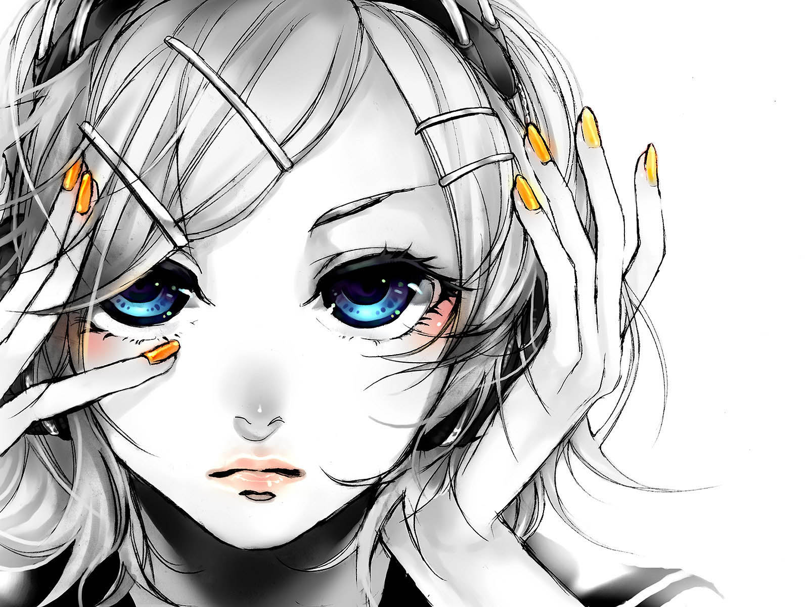 Tag Anime Girl Wallpapers Backgrounds Photos Picturesand Images 1600x1200