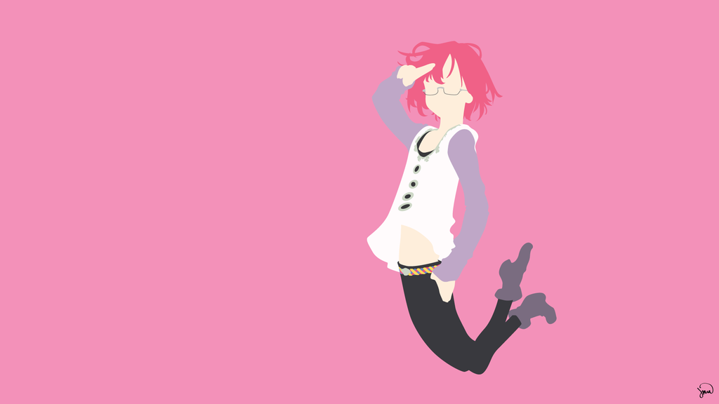 Gowther Seven Deadly Sins Minimalism by greenmapple17 1024x576