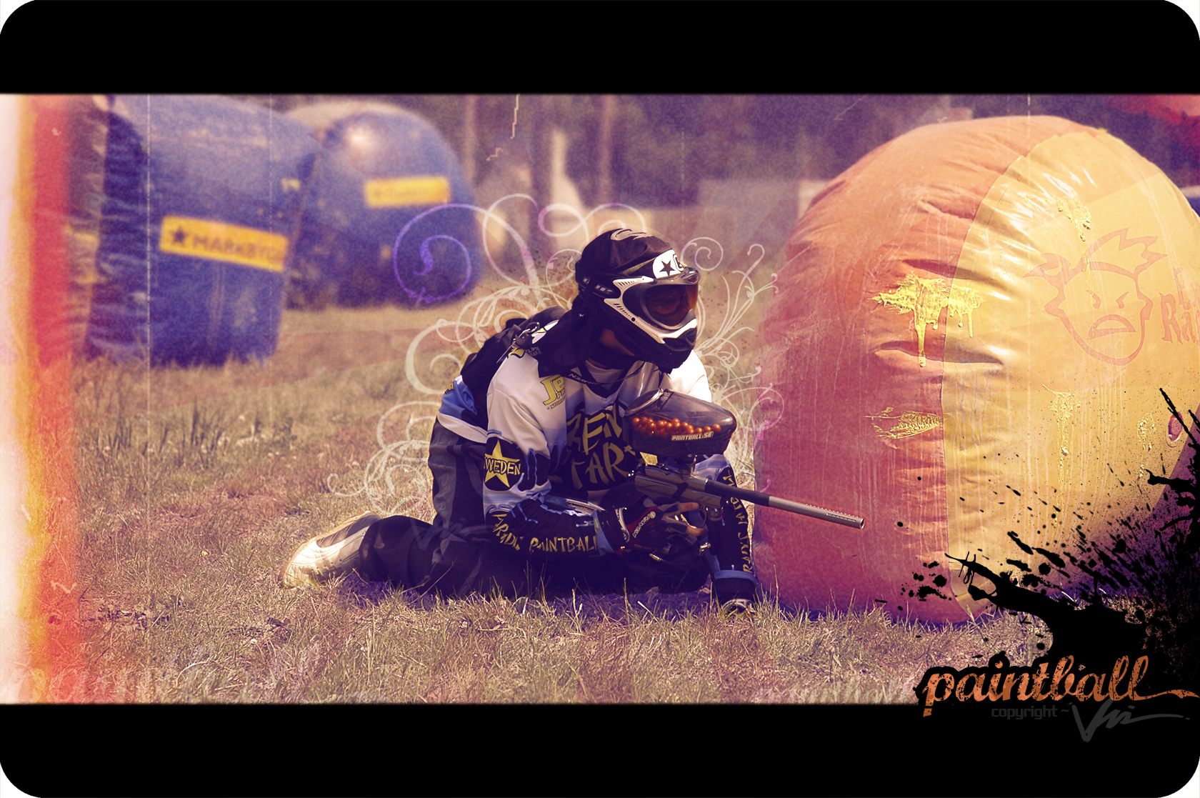 Paintball Wallpapers Paintball Backgrounds 1680x1117
