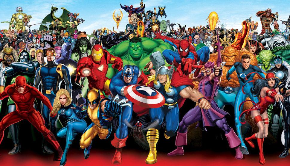 Marvel Superheroes wallpaper   ForWallpapercom 970x558