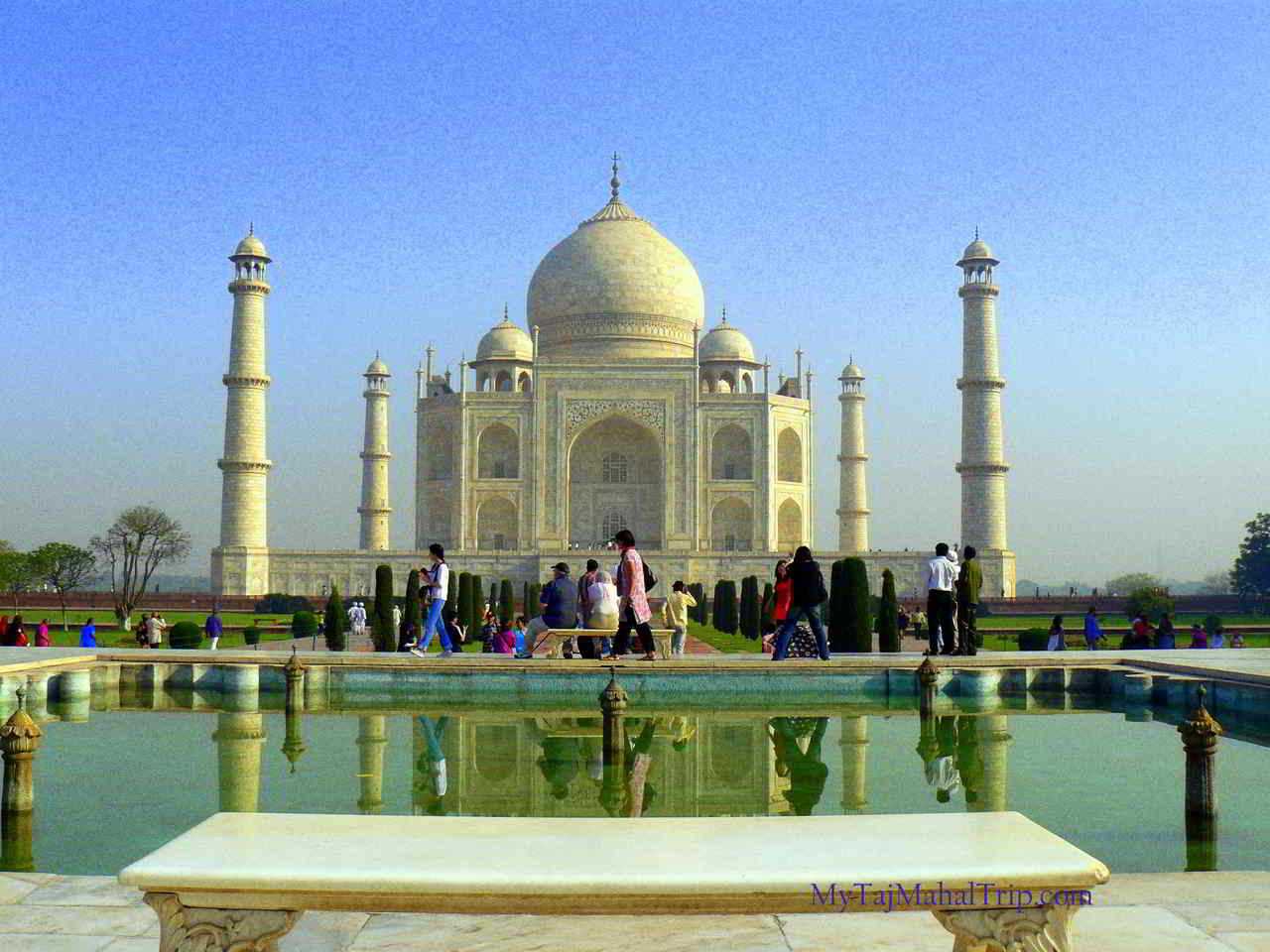 Hd wallpaper taj mahal - Hd Wallpaper Gallery Taj Mahal India Wallpaper
