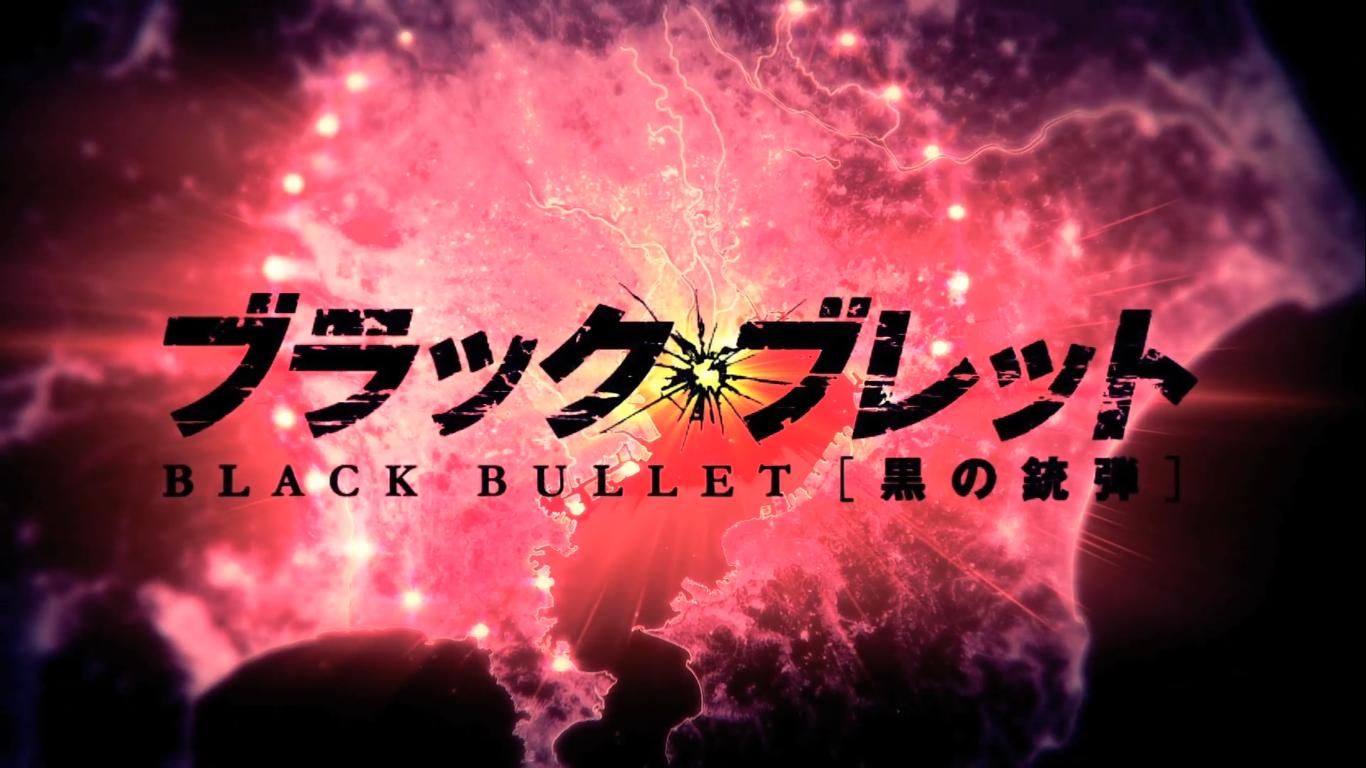 Download Black Bullet HD Widescreen Creative Graphics Wallpaper 1366x768