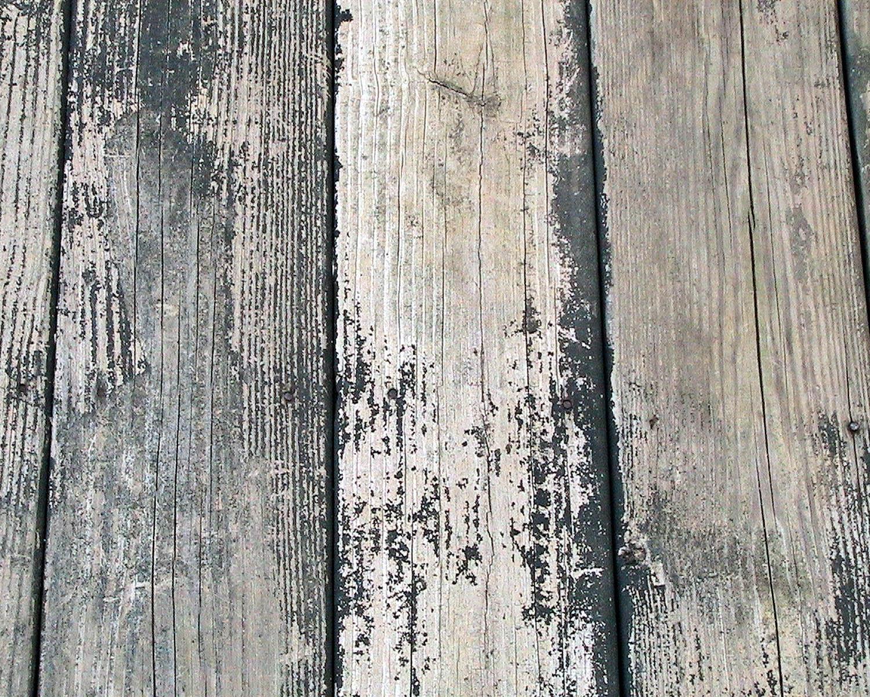 Weathered Wood Look Wa...