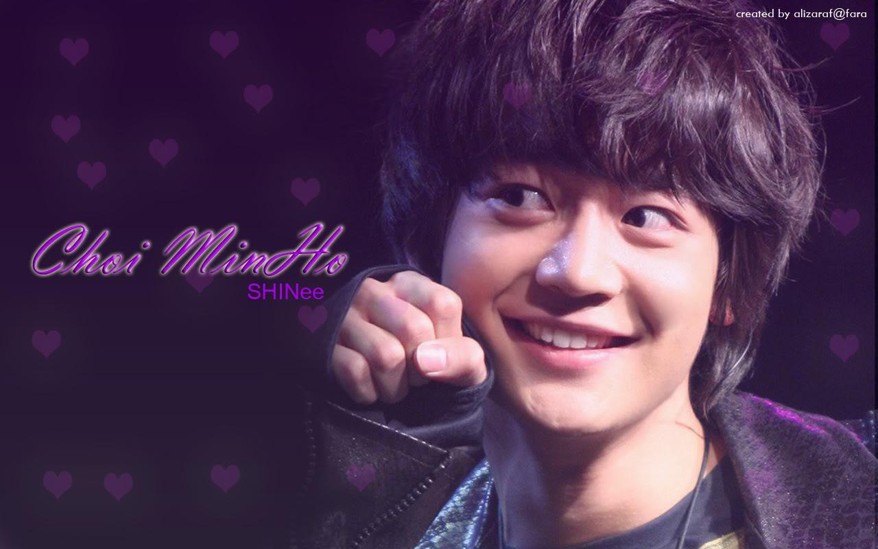 MINHO   Choi Minho Wallpaper 34003735 1280x800