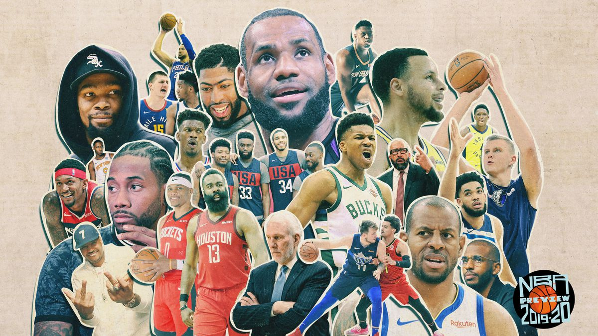 The 29 People and Things That Will Define the NBA in 2019 20   The 1200x675