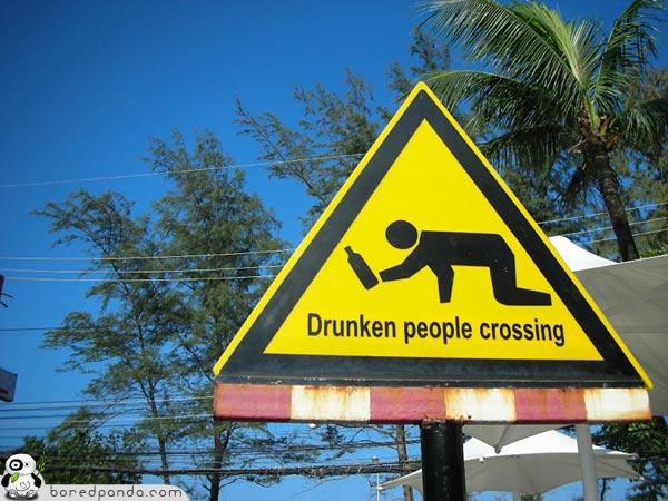 Funny Signs Around The World 5 Widescreen Wallpaper 600x450
