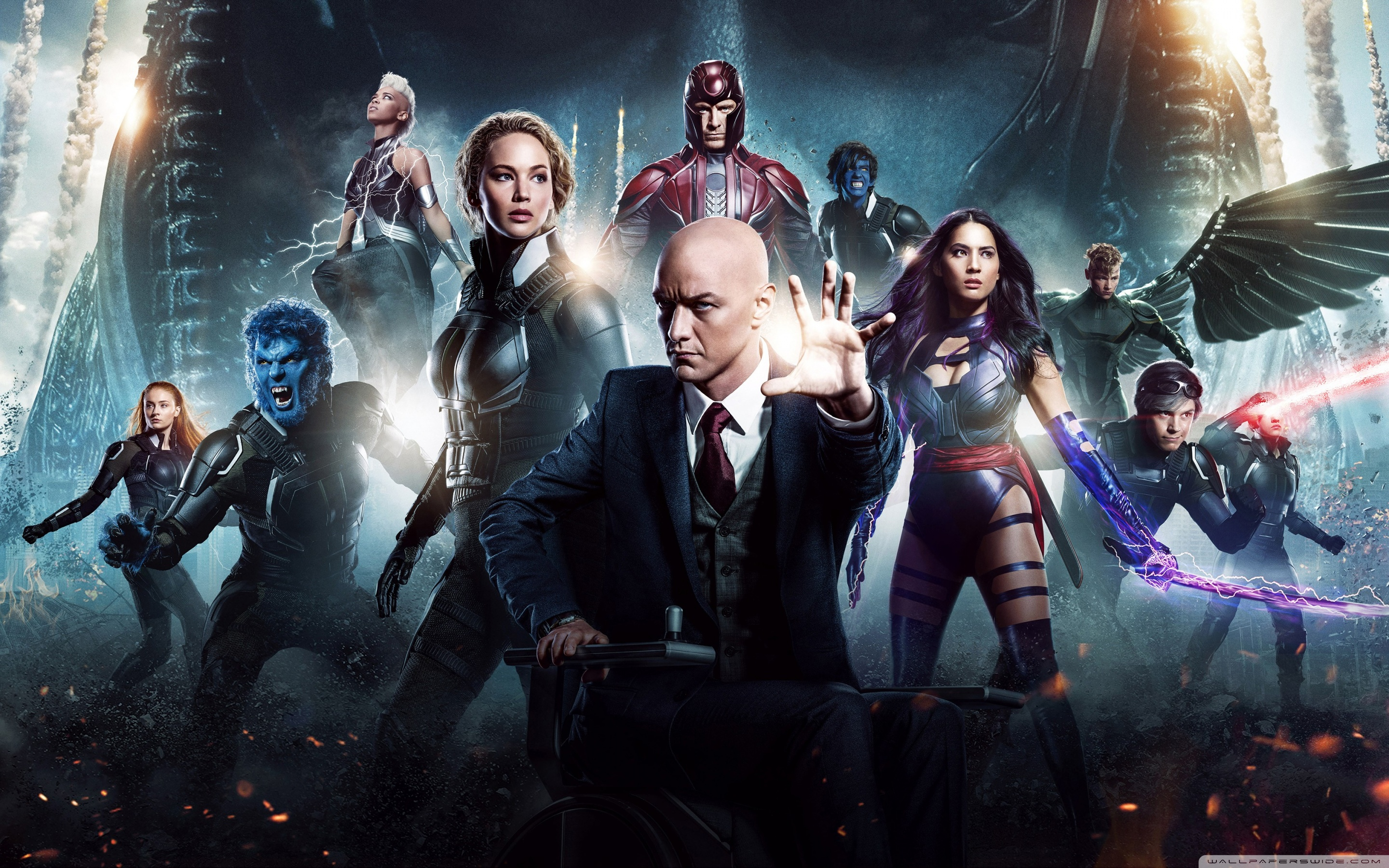 X Men Wallpaper Hd posted by Zoey Tremblay 2880x1800