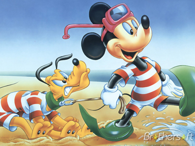 Download Disney Cartoons Screensaver Disney Cartoons 640x480