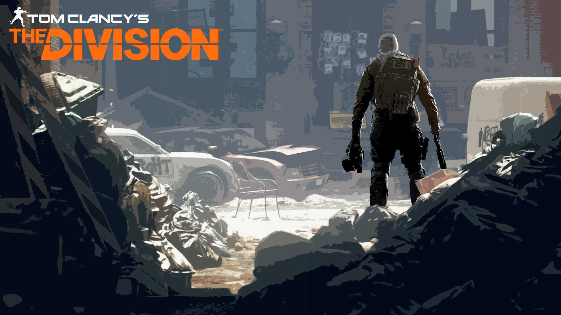 The Division Iphone Wallpaper Tom Clancys Tactical 1920x1080