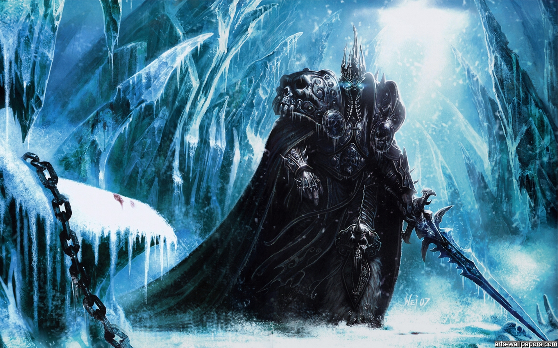 Blizzard Wallpapers Game Wallpapers WOW Starcraft 2 Diablo 3 1920x1200