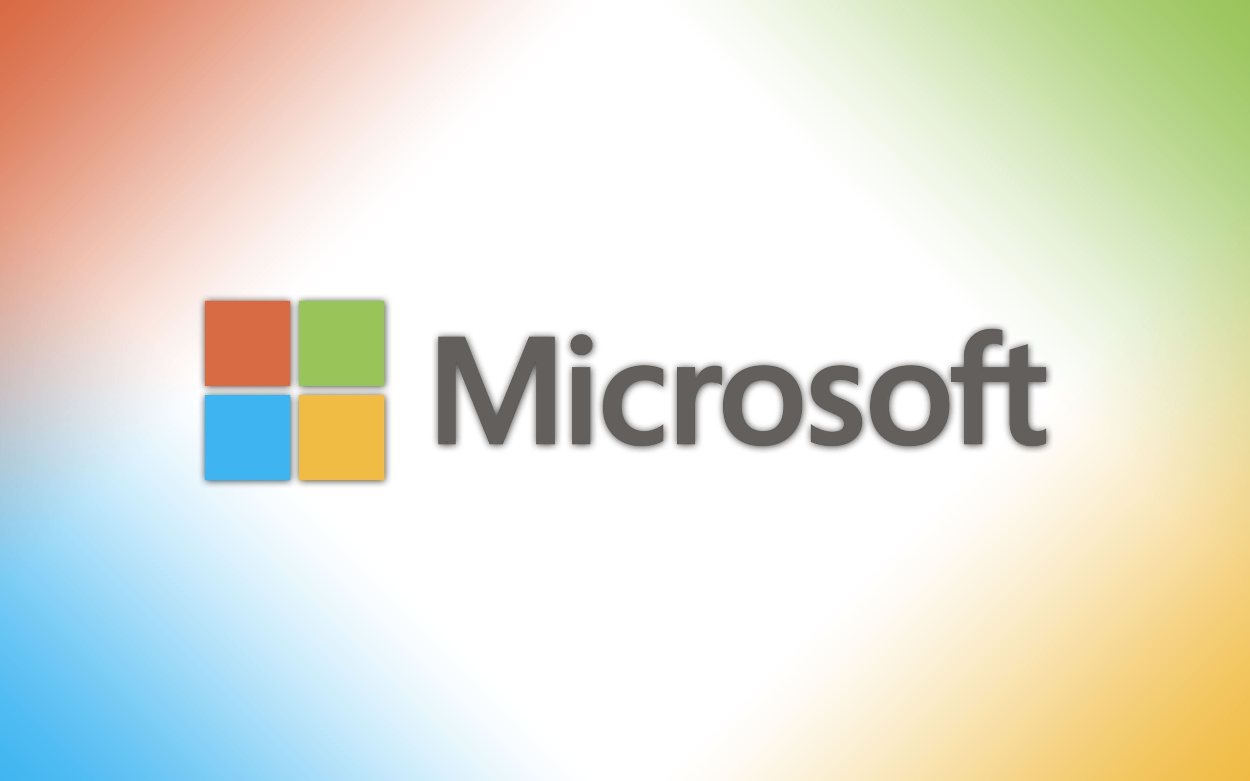 Microsoft Logo HD Wallpapers 2560x1600