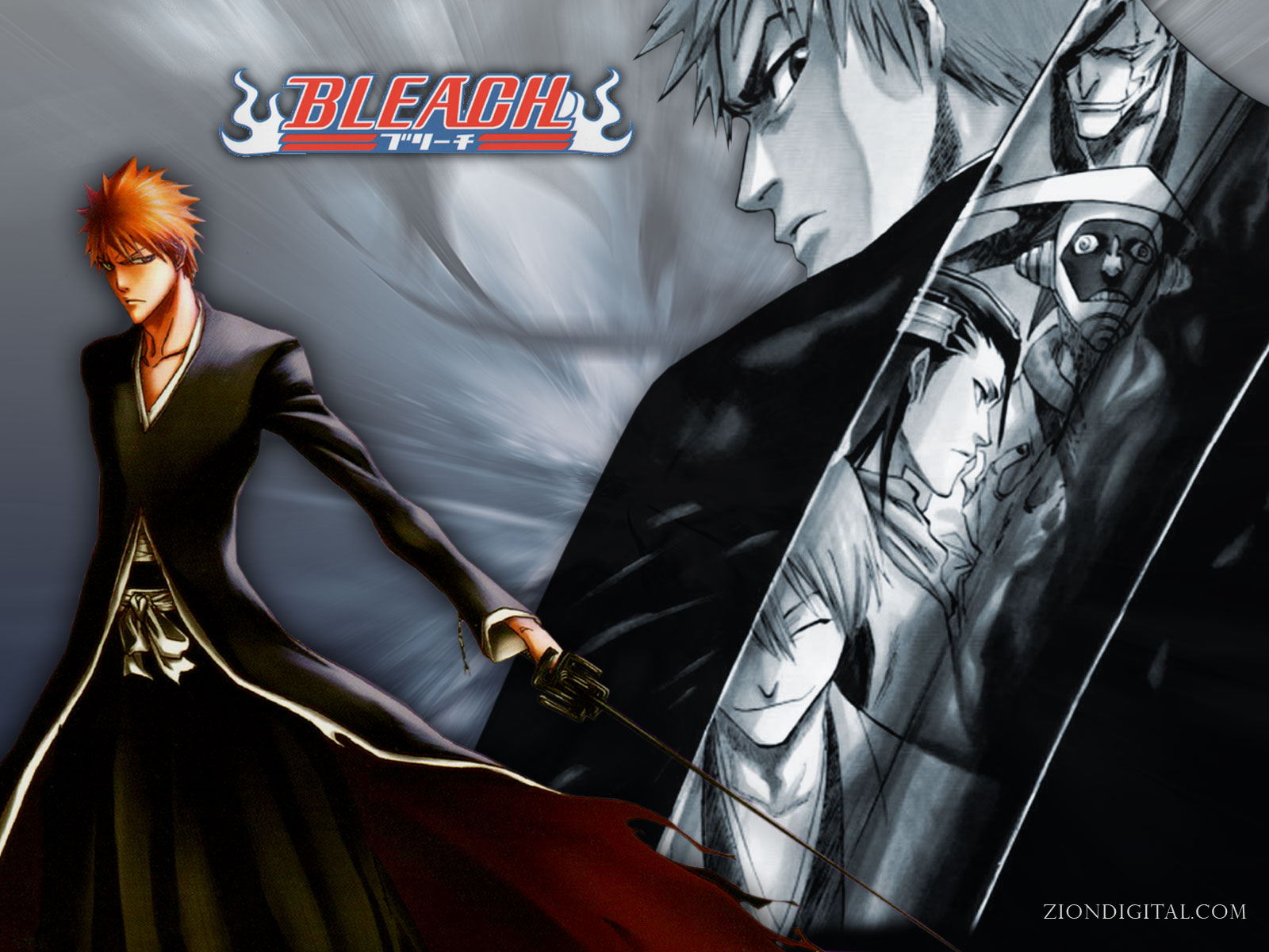 Anime Cartoon 2014 Bleach Anime 1600x1200
