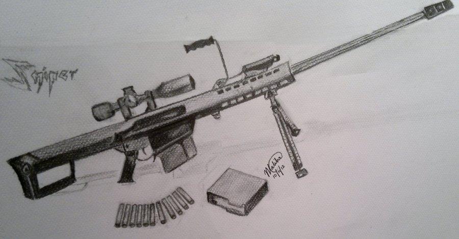 Barrett 50 Cal Wallpaper - WallpaperSafari