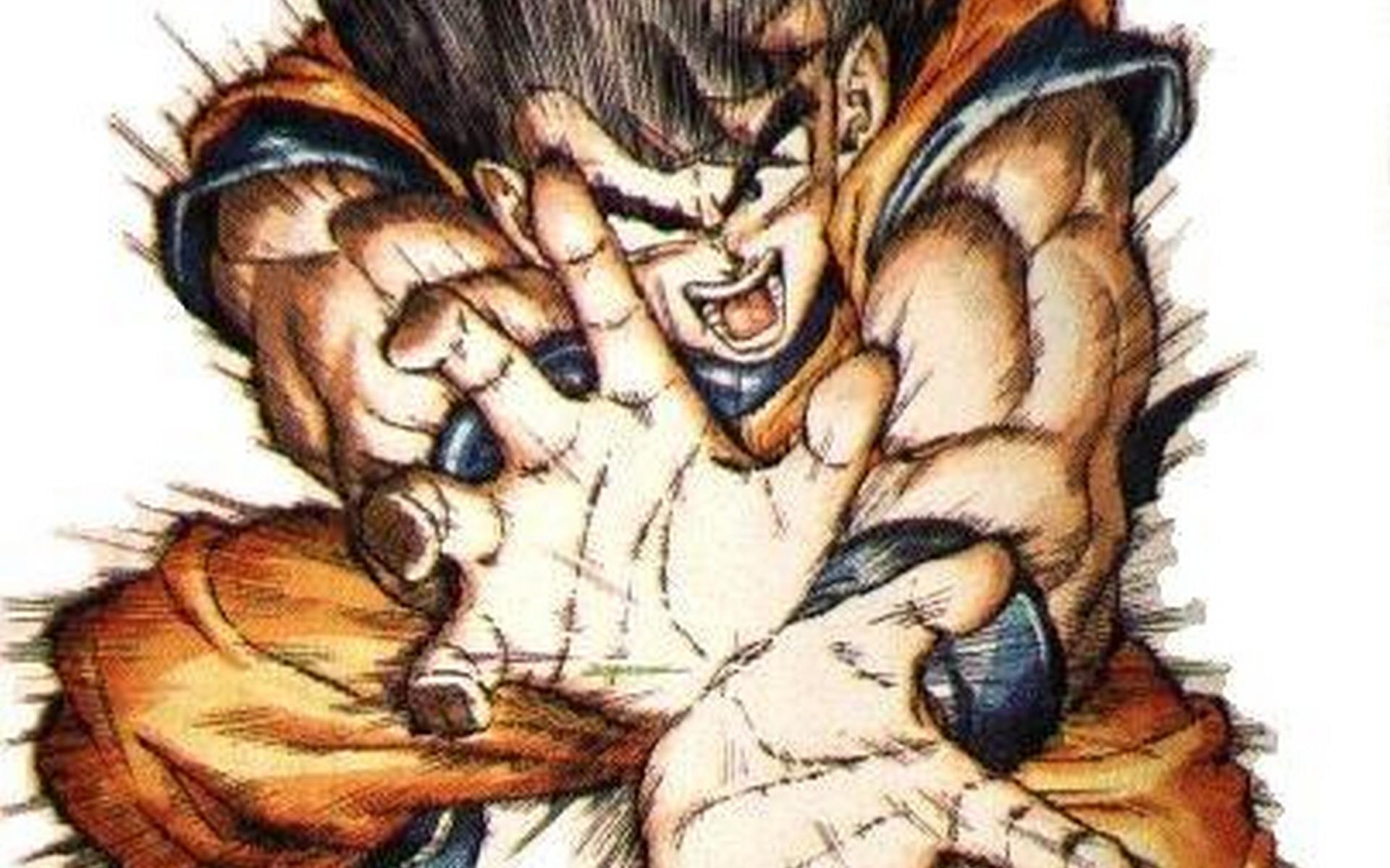 Goku Kamehameha Explosion 1920x1200