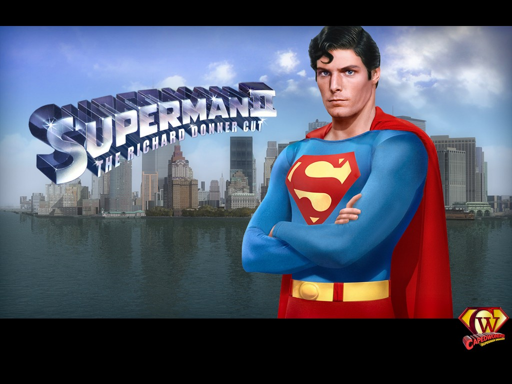 49 christopher reeve as superman wallpaper on - Superman screensaver ...