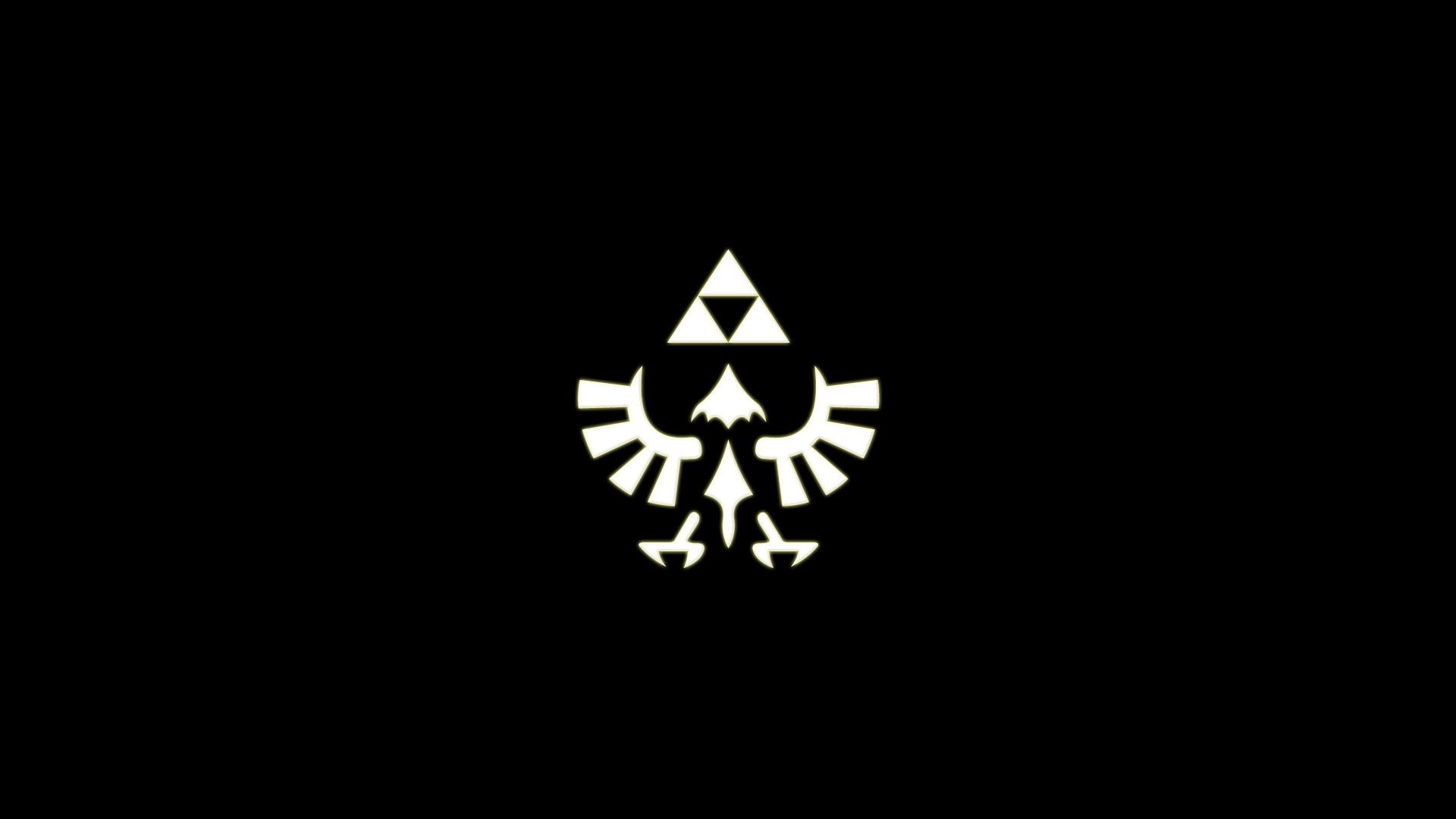 Legend Of Zelda Triforce Symbol Wallpaper Triforce the wallpaper 1920x1080