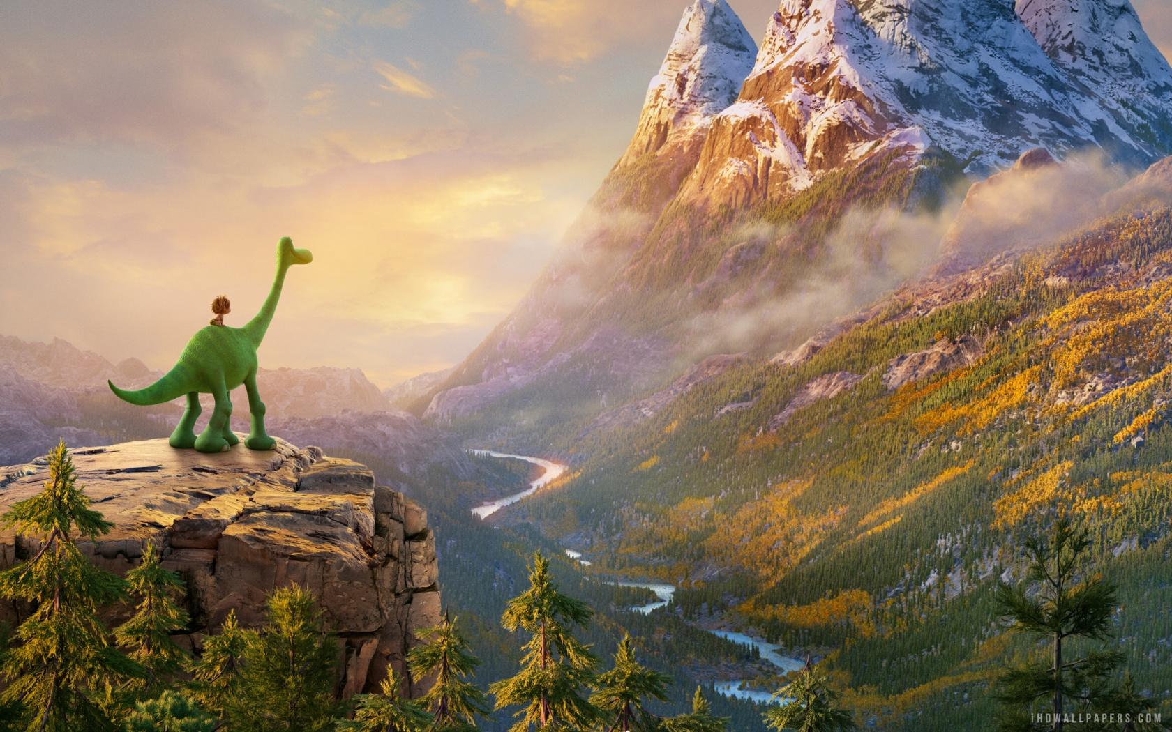 the good dinosaur hd wallpaper wallpapersafari