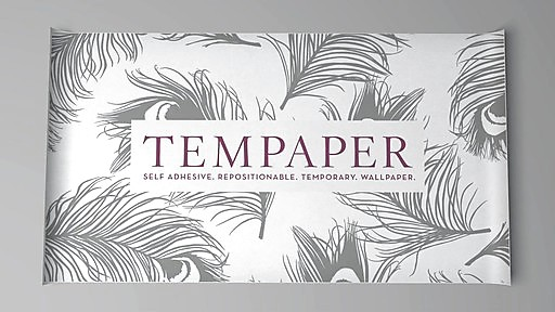 removable wallpaper in pearl tempaper double roll removable wallpaper 512x288