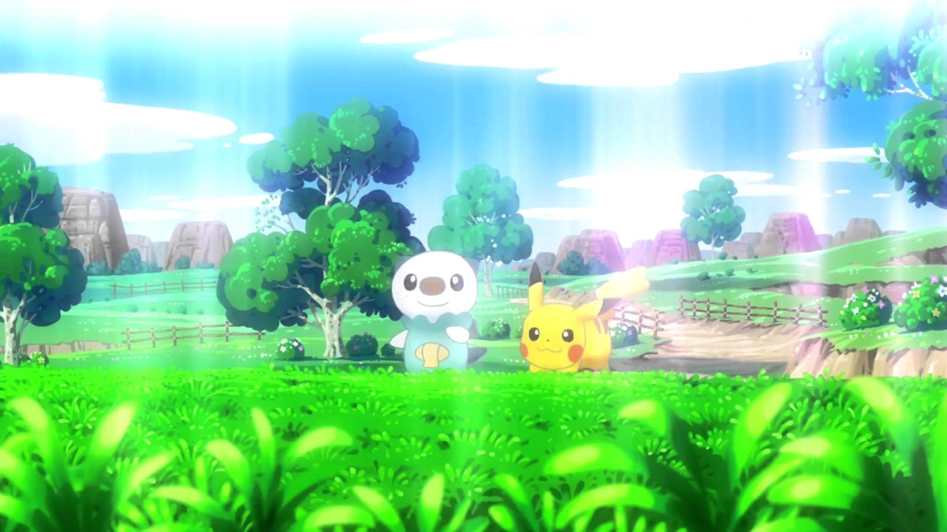 Images For Pokemon Mystery Dungeon Gates To Infinity Wallpaper 1920x1080