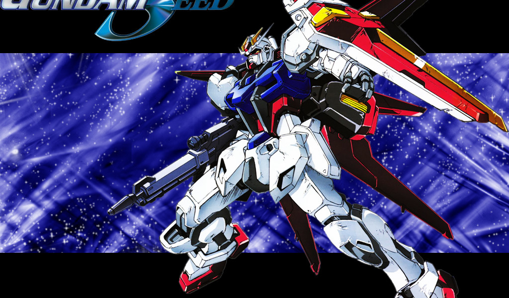 Xbox Strike Freedom Gundam Wallpaper 1024x600