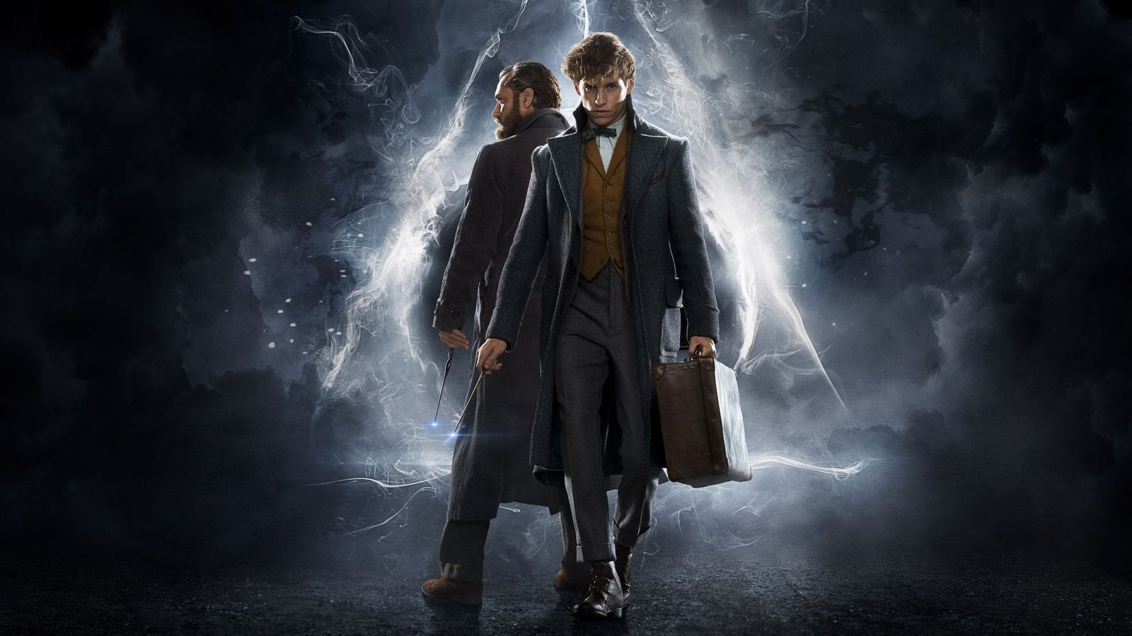 Fantastic Beasts Wallpapers 18 images   Wallpaper Stream 1600x900