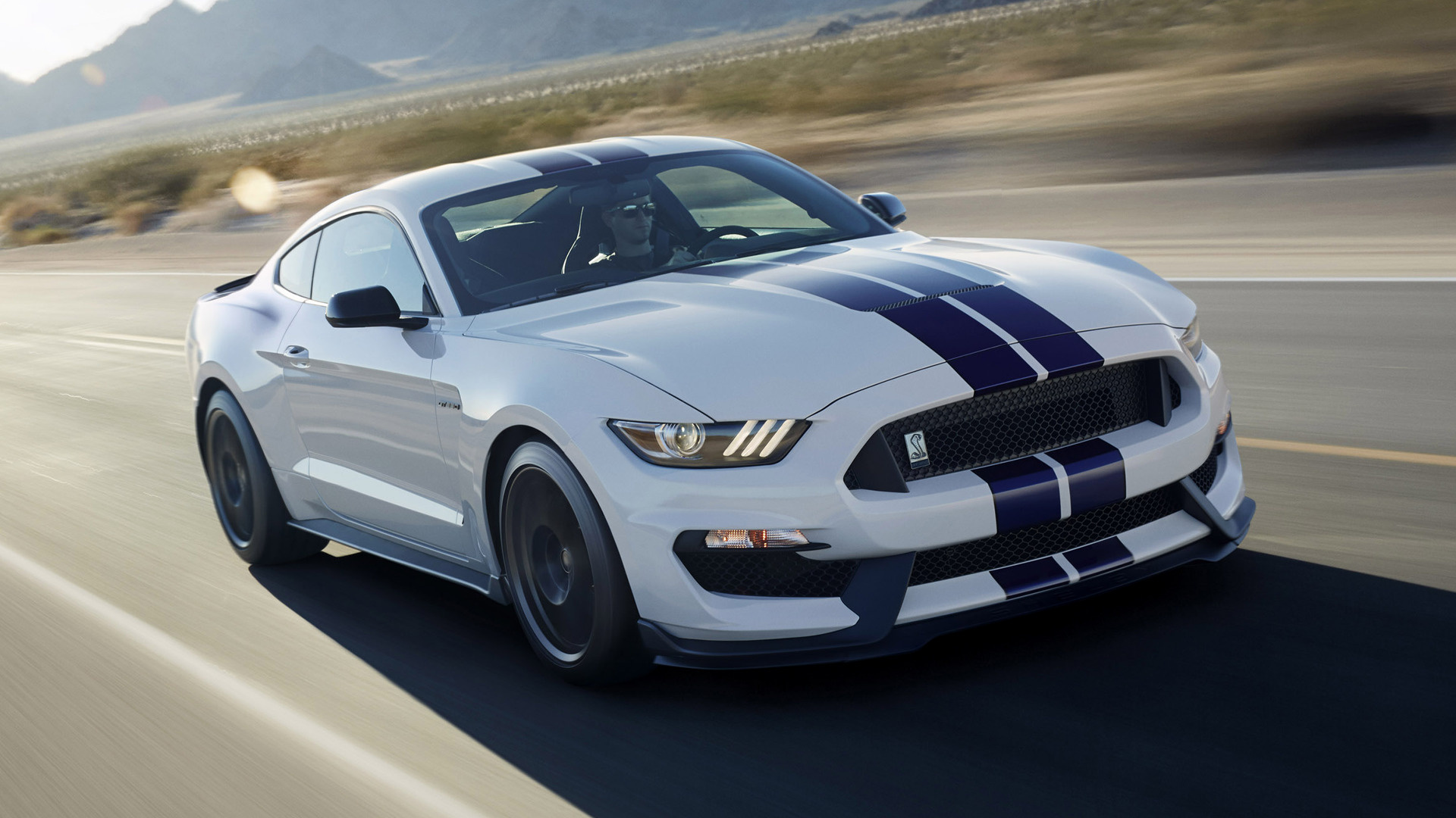 Shelby GT350 Mustang 2016 Wallpapers and HD Images 1920x1080