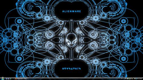 Alienware wallpaper Flickr   Photo Sharing 500x281
