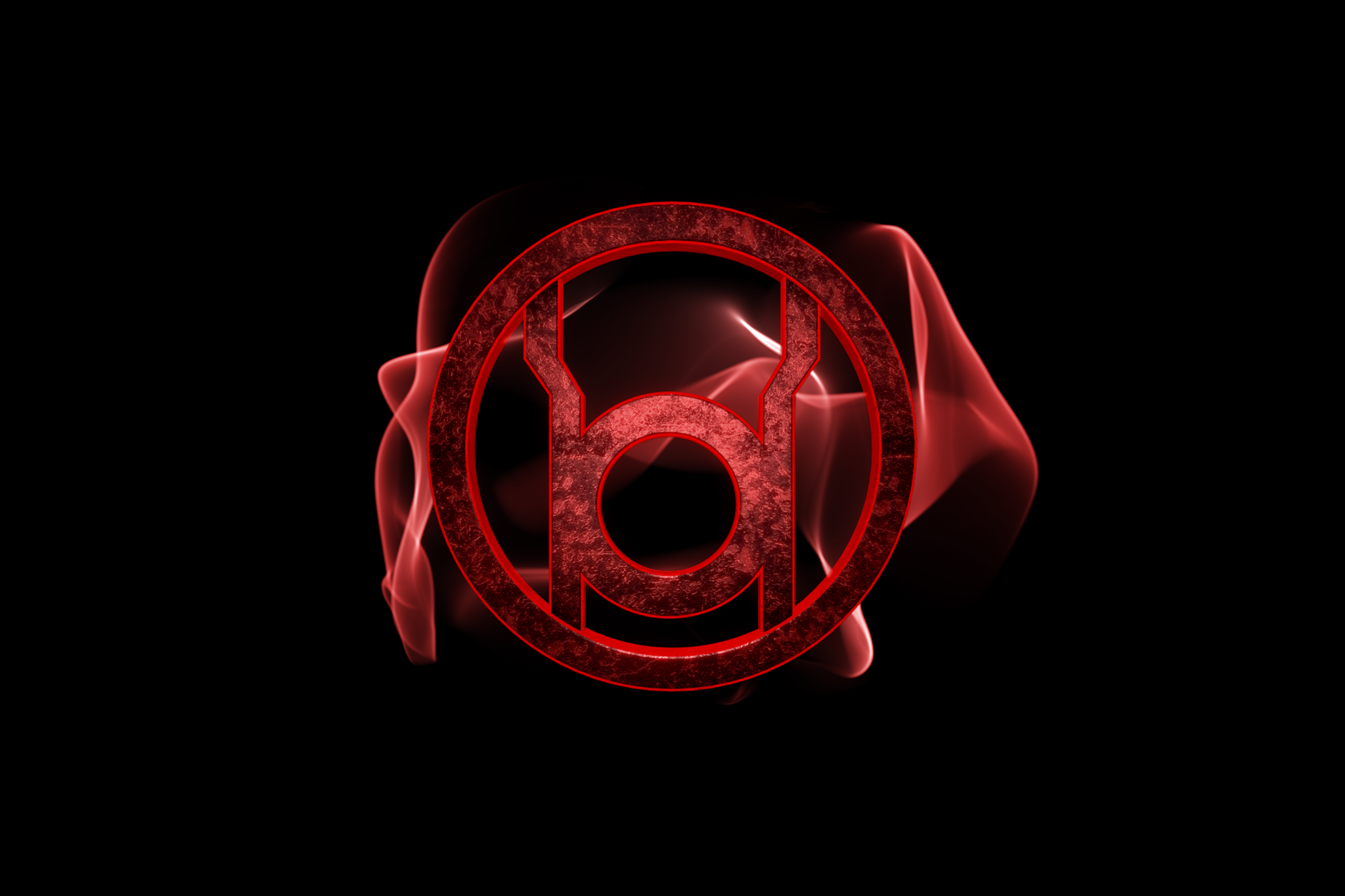 Red lantern corps symbol wallpaper - photo#19