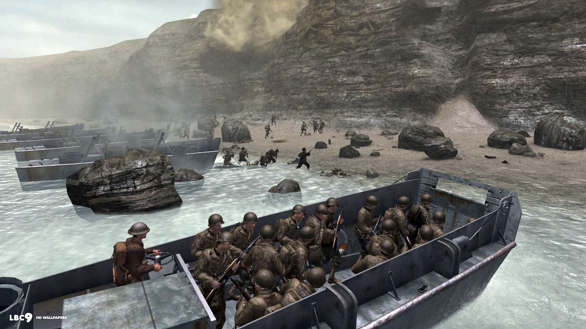 Free Download 55 Call Of Duty 2 Wallpapers Download At
