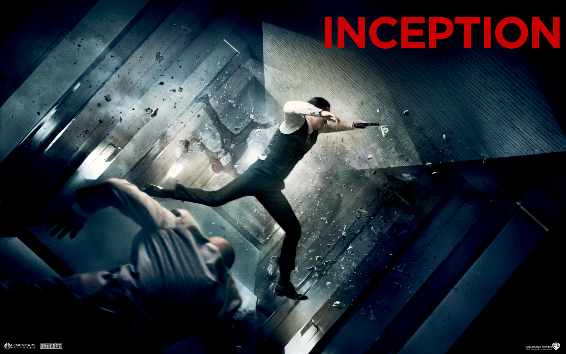 Free Download Inception Fiction Movie Best Hd Desktop 8496