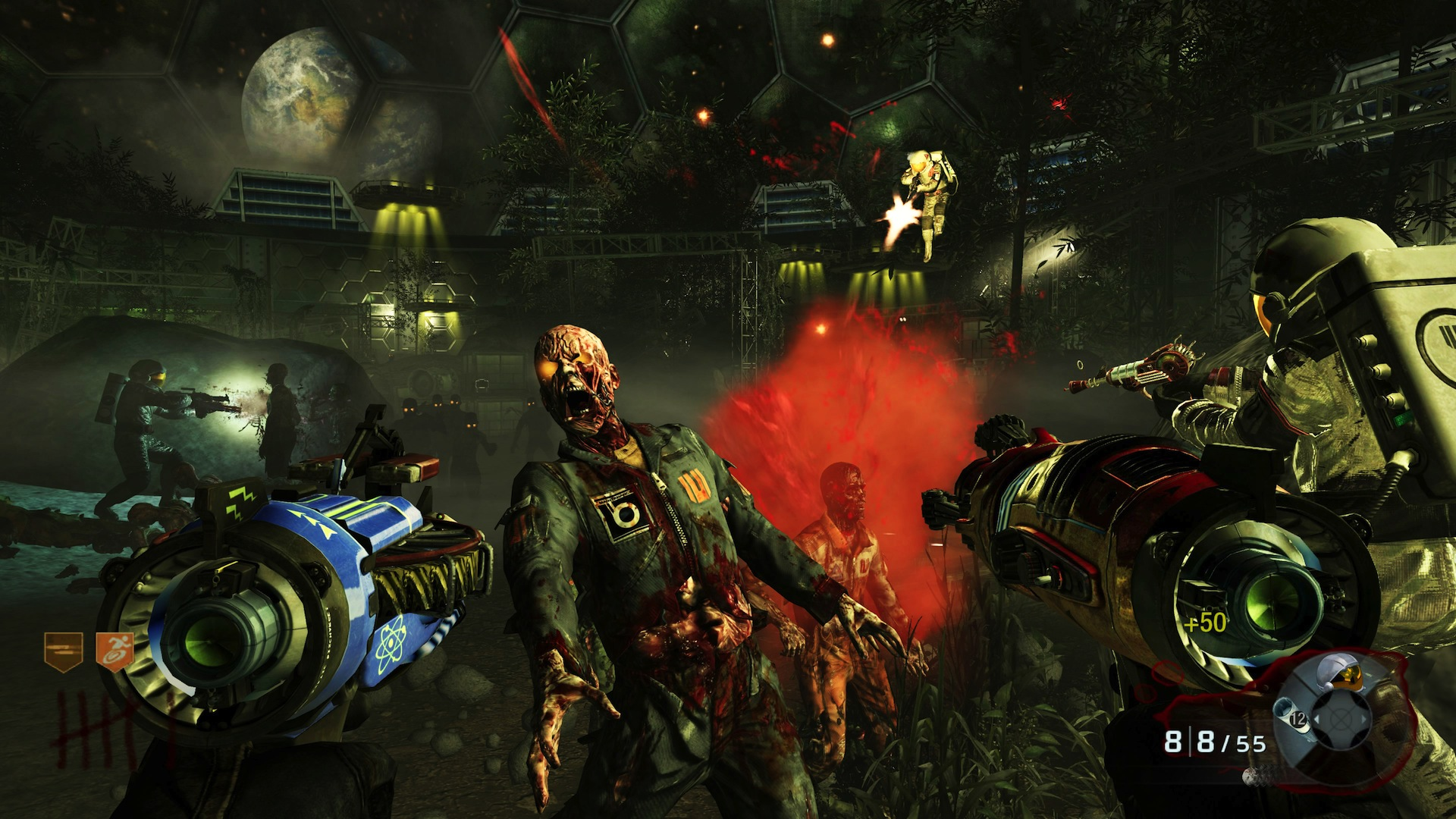 ocean of apk call of duty zombies