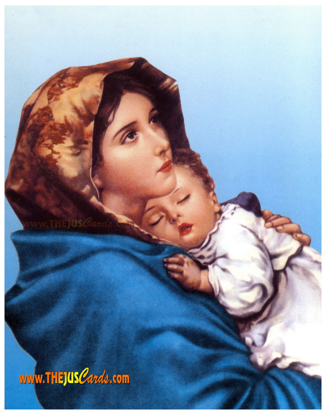 Jesus Christ Mother Mary Wallpapers 1263x1600