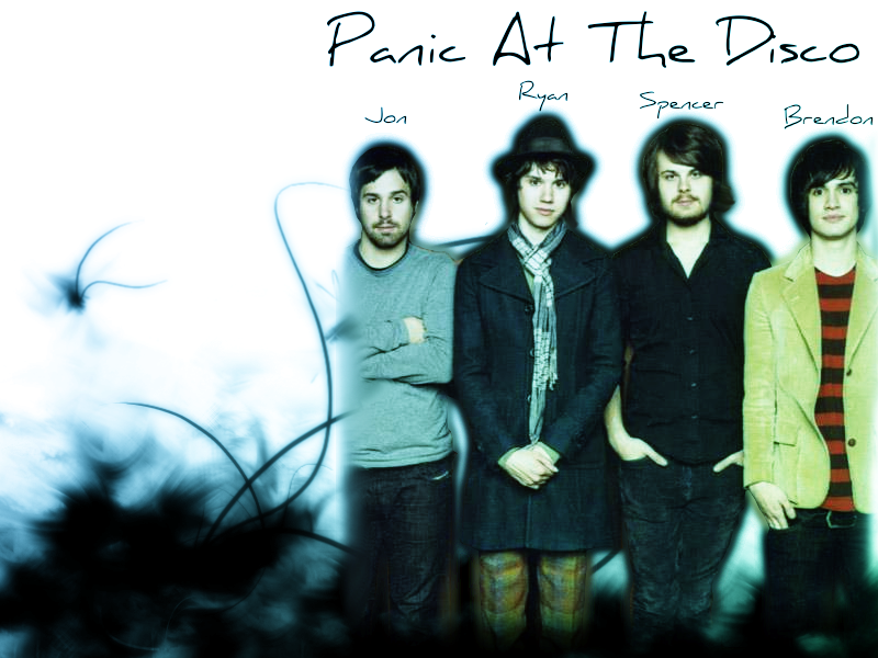 panic at disco Panic At Disco Wallpaper 800x600