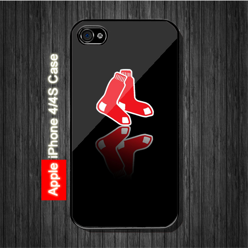 Boston Red Sox 3 iPhone 44S Case onlinestore   Accessories on 500x500